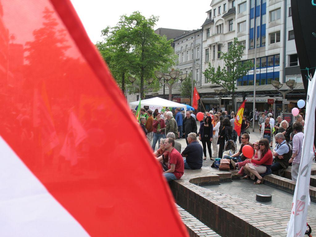 Ostermarsch 2011