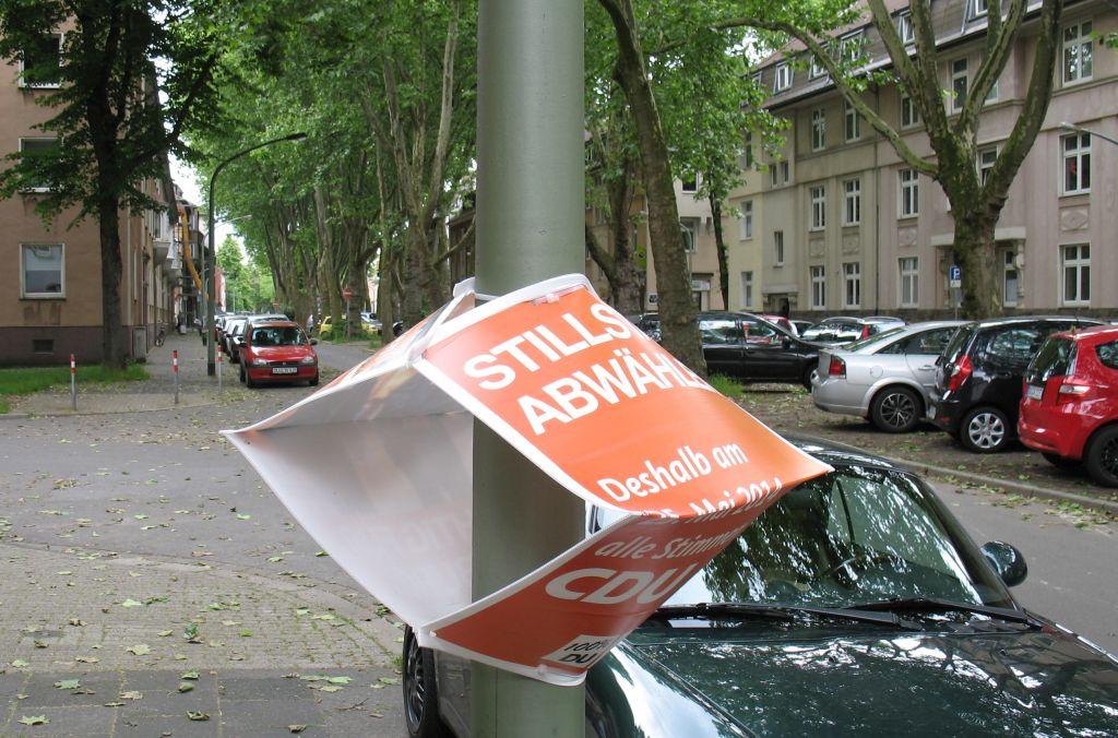 Was will die CDU damit sagen?