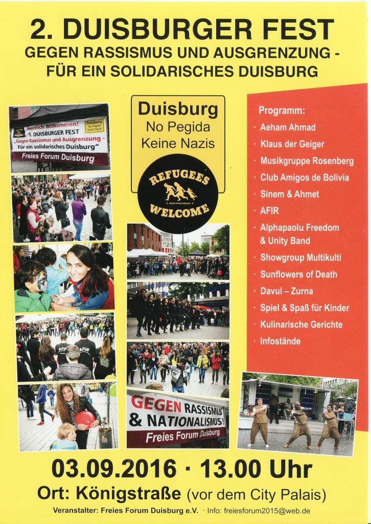 DuisburgerFestGgRassismus16