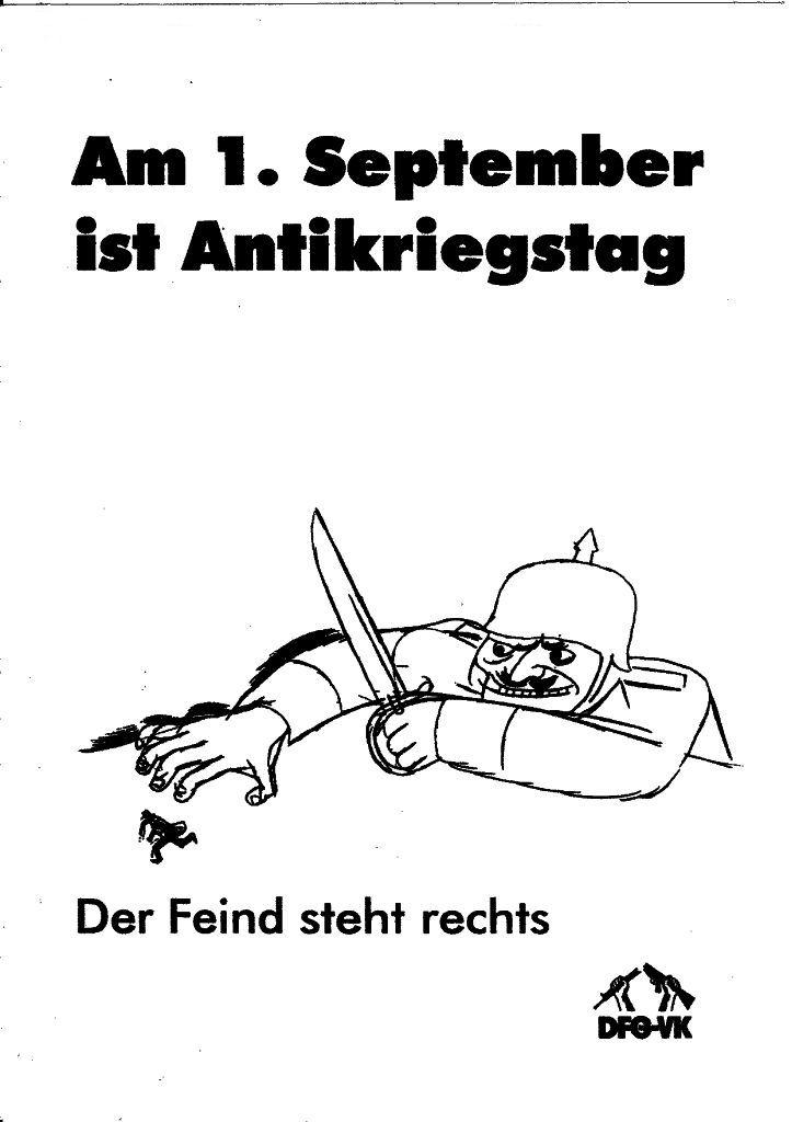 DFG-Antikriegstag