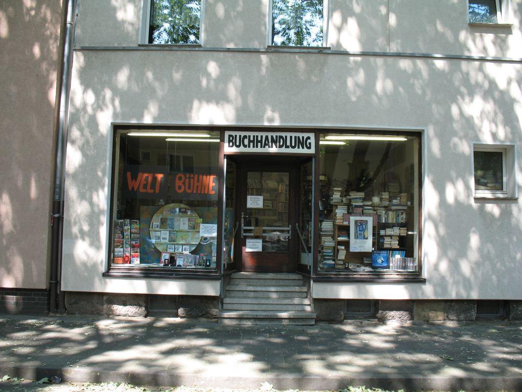 Eschhaus-Buchladen   Amore e rabbia