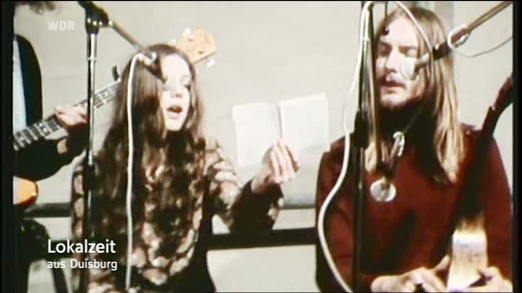 Jenny mit Zettel, im Duett mit Willi Kissmer