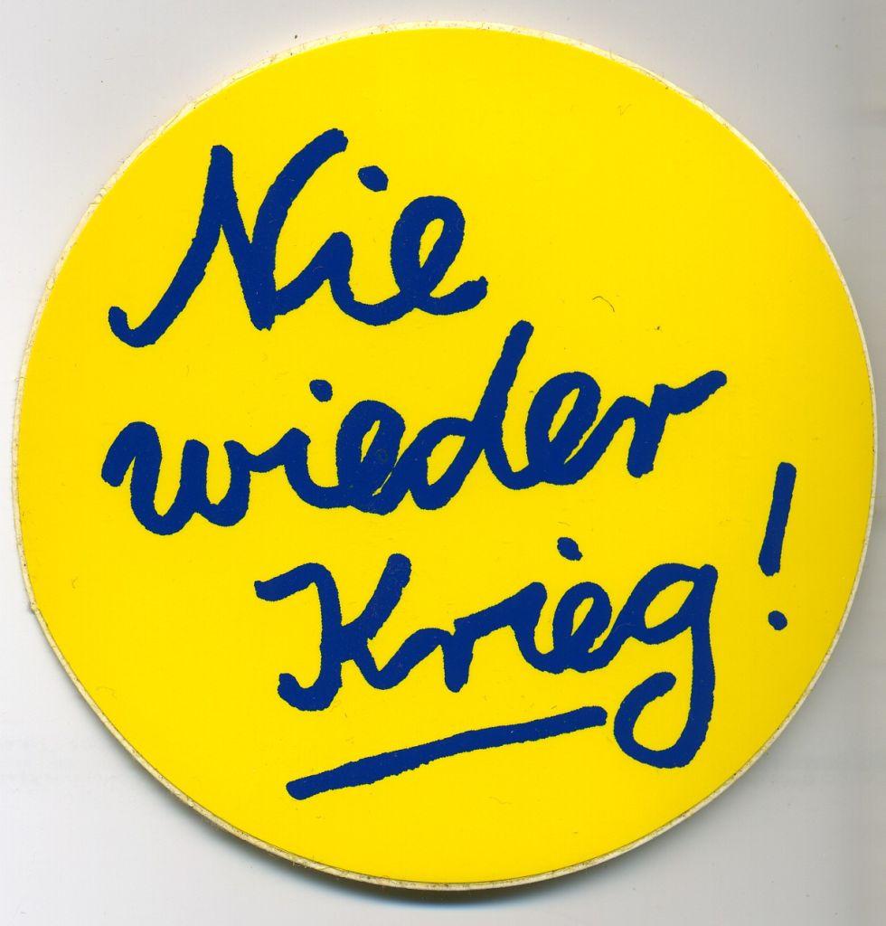 Emblem, entworfen von Magda Gorny