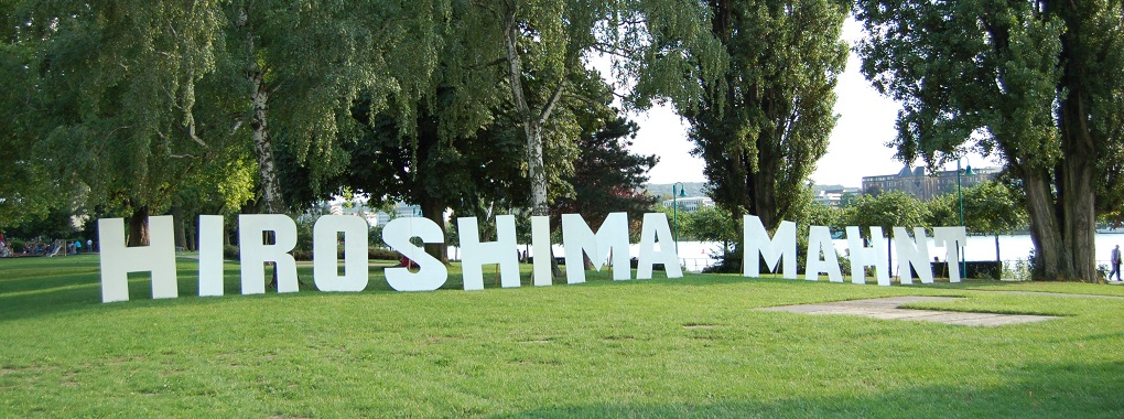 HiroshimaMahnt