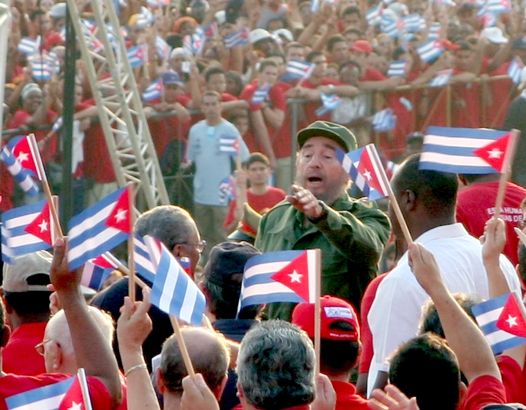 Castro_1._Mai_2005